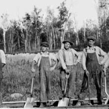 Ellsmere Section Crew