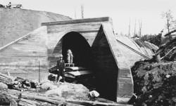 Mission Creek Culvert 1910