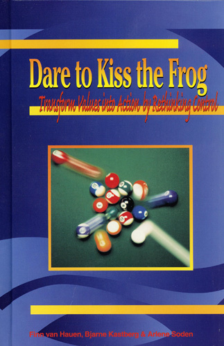 Dare to Kiss the Frog