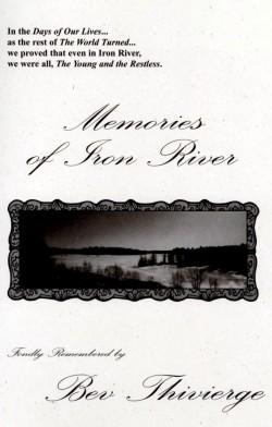 Memories of Iron River