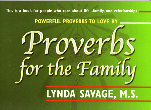Proverbs for the Family